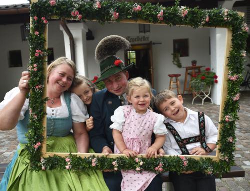 Ihre Gastgeber - Familie Köpf