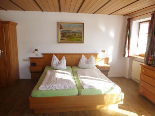 Zimmer 1: Schlafbereich