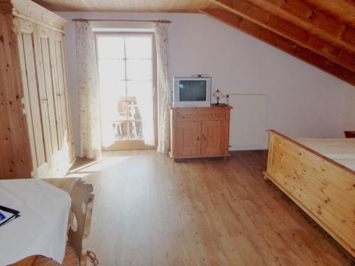 Zimmer 7: Wohn-/Schlafbereich