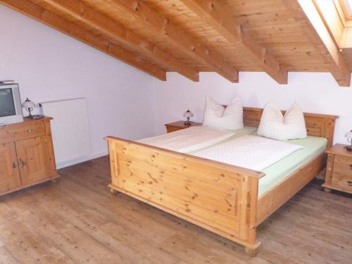 Zimmer 7: Schlafbereich